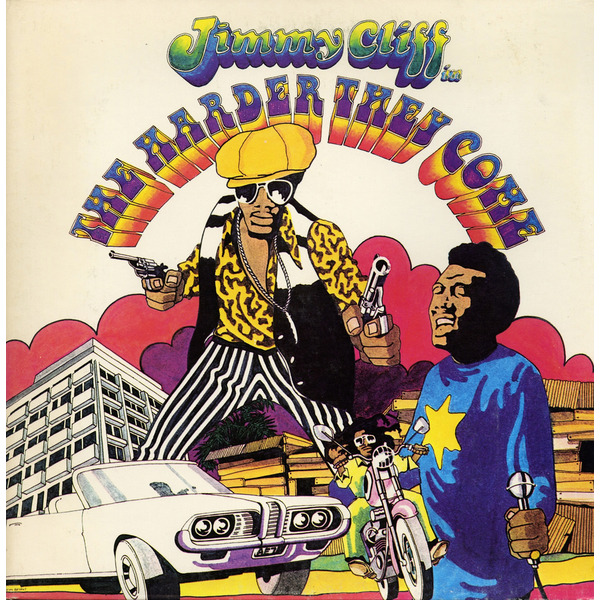 Jimmy Cliff Jimmy Cliff - The Harder They Come cliff richard manchester