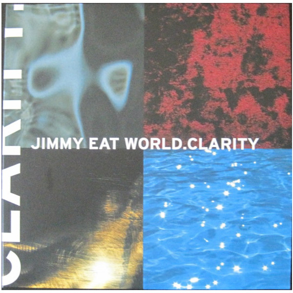Jimmy Eat World Jimmy Eat World - Clarity (2 LP) zedd zedd clarity deluxe edition 2 lp