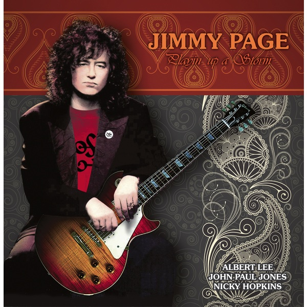 Jimmy Page Jimmy Page - Playin' Up A Storm plextone red page 4