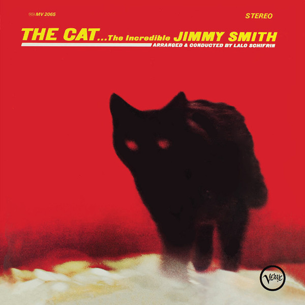 Jimmy Smith Jimmy Smith - The Cat свитер jimmy sanders jimmy sanders ji006ewgyod3