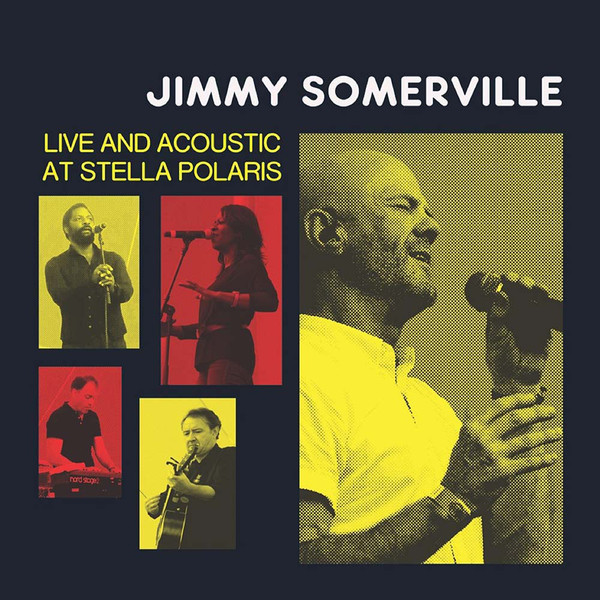 Jimmy Somerville Jimmy Somerville - Live And Acoustic At Stella Polaris dimarzio acoustic model for acoustic guitar and bass black