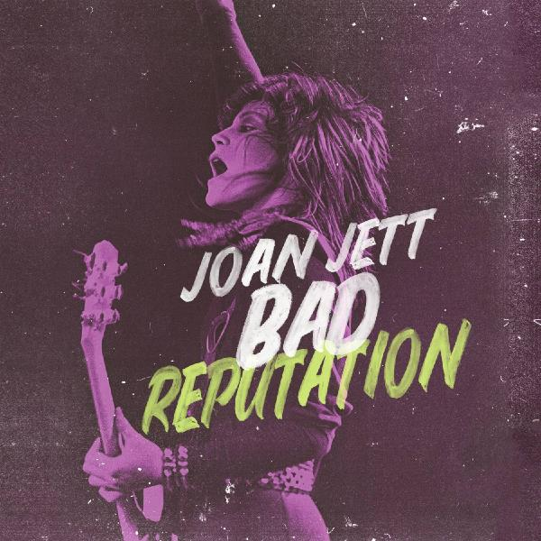Joan Jett - Bad Reputation (limited, Colour)