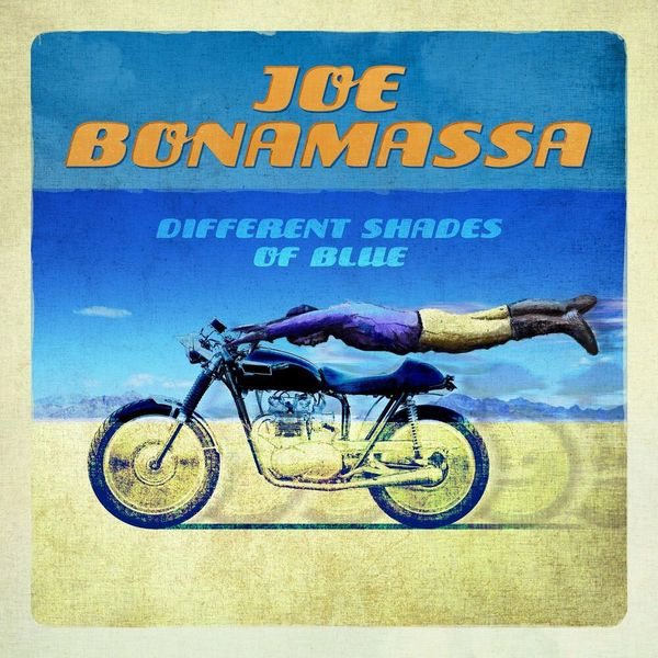 Joe Bonamassa Joe Bonamassa - Different Shades Of Blue