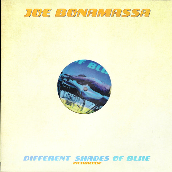 Joe Bonamassa Joe Bonamassa - Different Shades Of Blue (picture) joe bonamassa joe bonamassa black rock