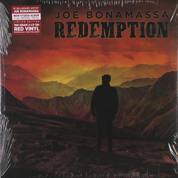 Joe Bonamassa Joe Bonamassa - Redemption (2 Lp, Colour) joe bonamassa joe bonamassa driving towards the daylight