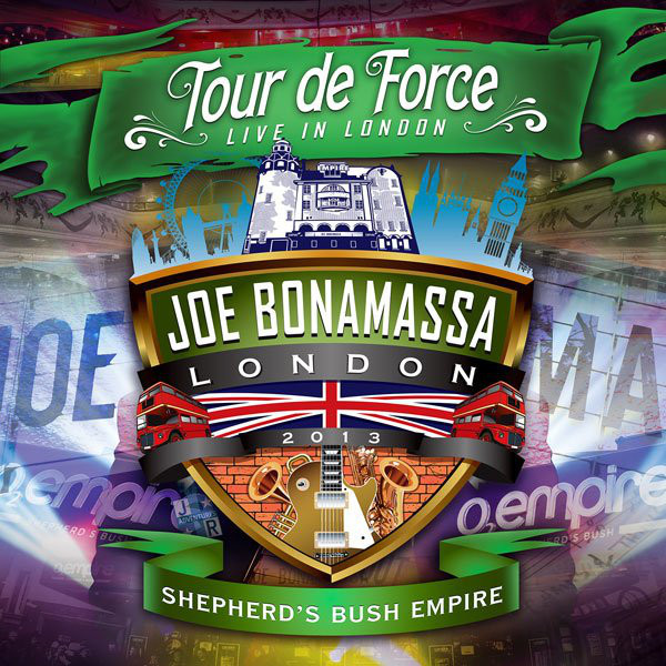 Joe Bonamassa Joe Bonamassa - Tour De Force - Shepherd's Bush Empire (3 LP) joe bonamassa joe bonamassa british blues explosion live 3 lp 180 gr