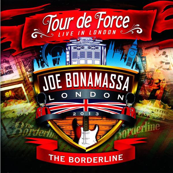 Joe Bonamassa Joe Bonamassa - Tour De Force - The Borderline (2 LP) joe bonamassa joe bonamassa british blues explosion live 3 lp 180 gr
