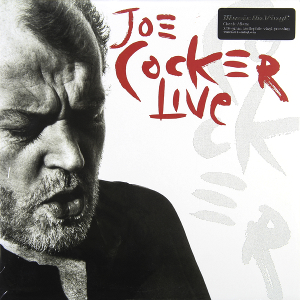 Joe Cocker Joe Cocker - Live (2 Lp, 180 Gr) платье lusio lusio lu018ewbeby6