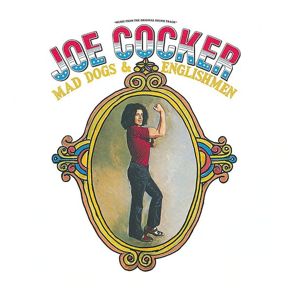 Joe Cocker Joe Cocker - Mad Dogs Englishmen (2 LP) цена