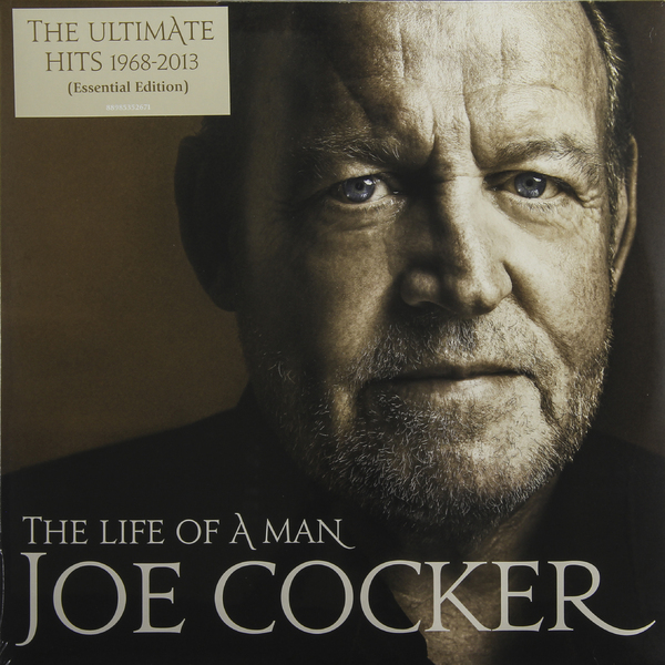 Joe Cocker Joe Cocker - The Life Of A Man. The Ultimate Hits (1968-2013) planet waves 25ls js2 joe satriani leather strap grey man