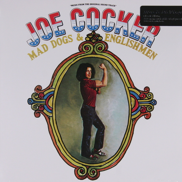 Joe Cocker - Mad Dogs Englishmen (2 Lp, 180 Gr)
