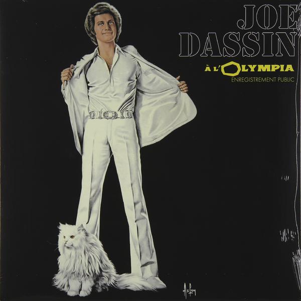 Joe Dassin Joe Dassin - A L'olympia (2 LP) цена и фото