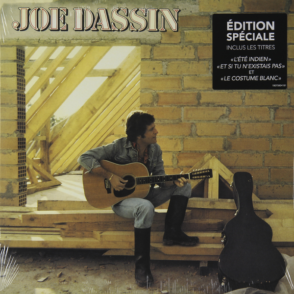 Фото - Joe Dassin Joe Dassin - Joe Dassin tony joe white tony joe white tony joe white