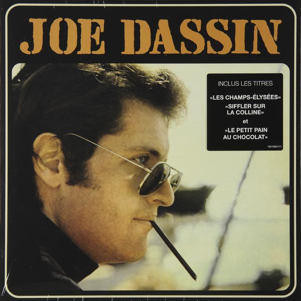 Joe Dassin Joe Dassin - Les Champs-elysees цена и фото