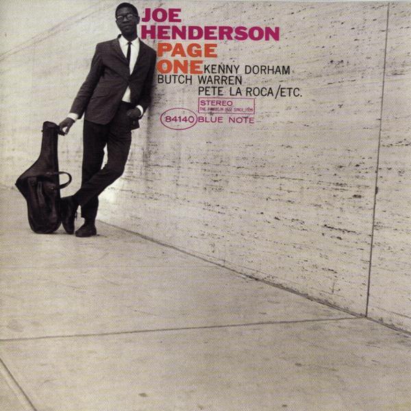 Joe Henderson - Page One (180 Gr)
