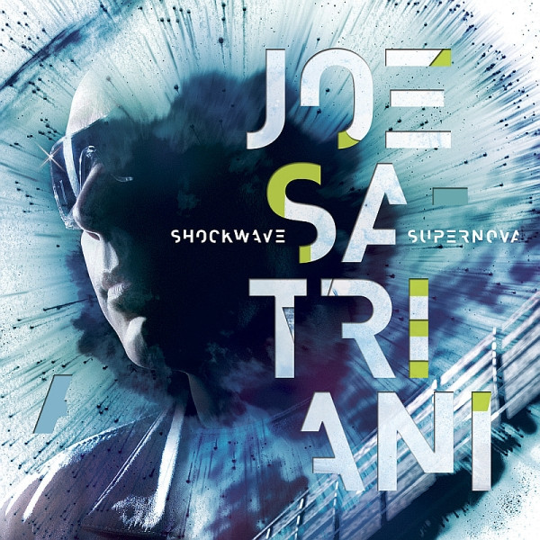 Joe Satriani Joe Satriani - Shockwave Supernova (2 LP) planet waves 25ls js2 joe satriani leather strap grey man