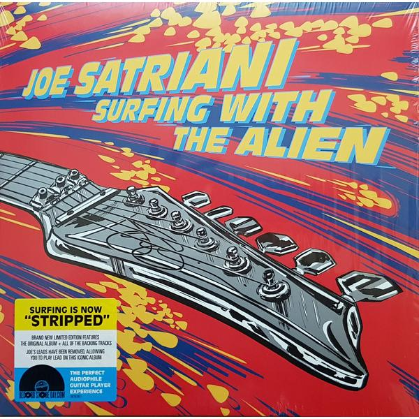 Joe Satriani - Surfing With The Alien (limited, Colour, 2 LP)