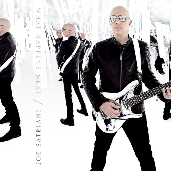 Joe Satriani Joe Satriani - What Happens Next (2 LP) cd joe satriani shockwave supernova