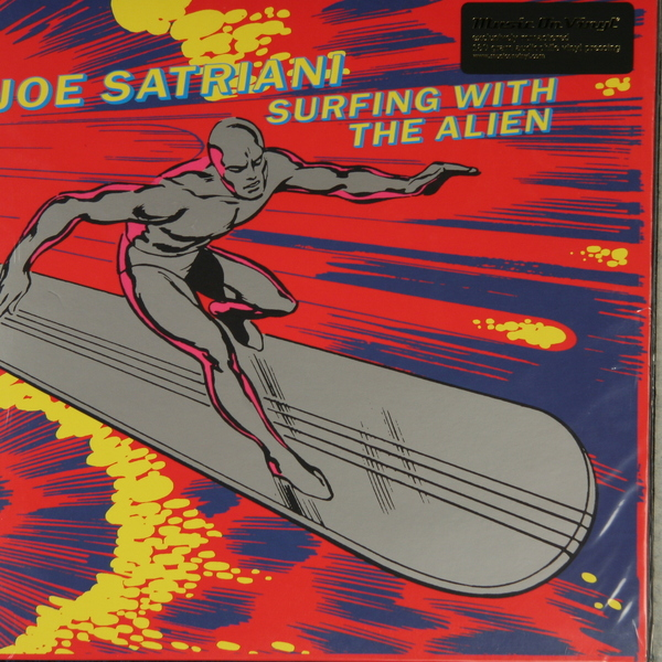 Joe Satriani Joe Satriani - Surfing With The Alien (180 Gr) joe gibbs autographed hand signed washington redskins 8x10 photo with hof 96 inscription