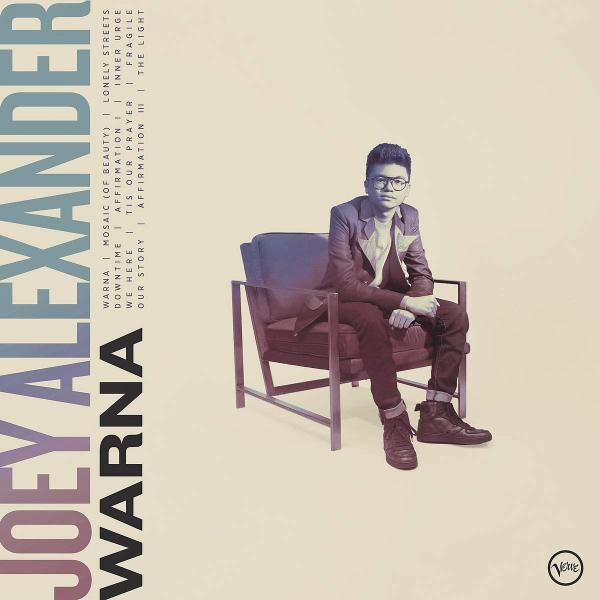 Joey Alexander Joey Alexander - Warna (2 LP) chou joey christmas