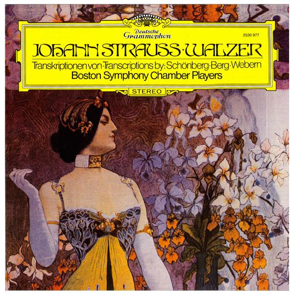 Johann Strauss Jr., Boston Symphony Chamber Players - Walzer