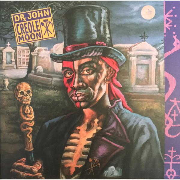 Dr. John Dr. John - Creole Moon (2 LP) creole