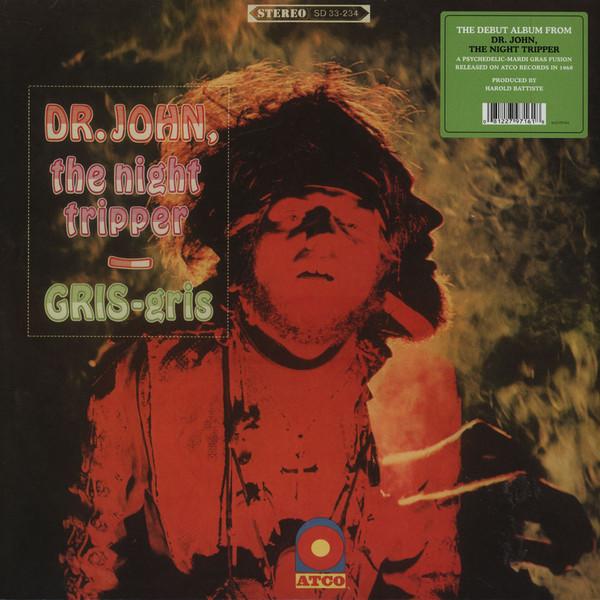 Dr. John - Gris