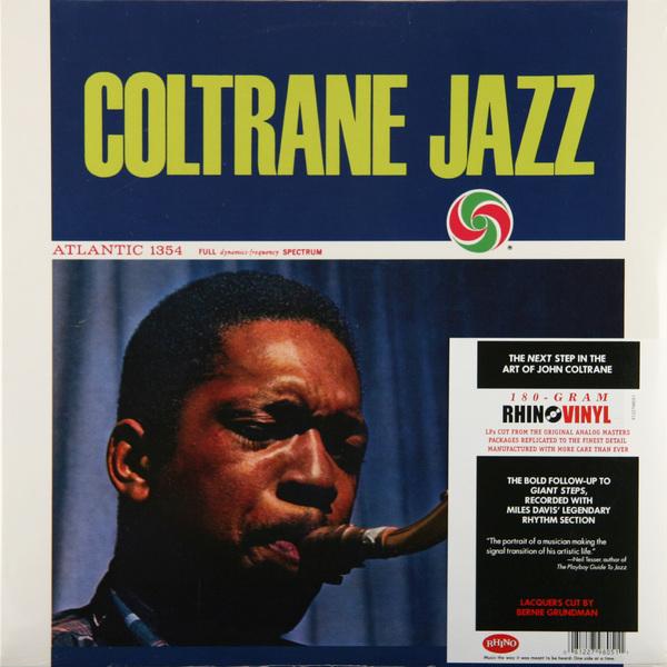 John Coltrane John Coltrane - Coltrane Jazz (180 Gr) johncoltrane coltranejazz lp