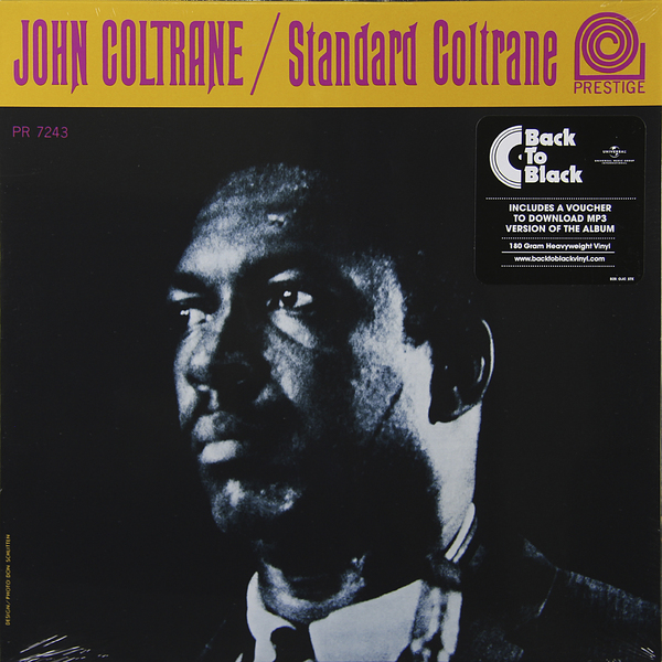 John Coltrane John Coltrane - Standard Coltrane (180 Gr) master prediction system wood finish stage magic trick mentalism accessories illusions close up fun magic