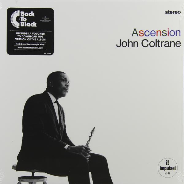 John Coltrane John Coltrane - Ascension john coltrane john coltrane don cherry the avant garde mono remaster 180 gr