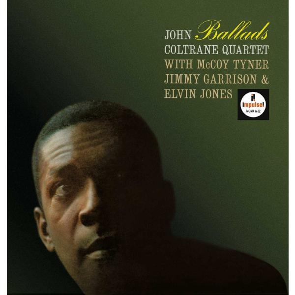 John Coltrane - Ballads (remastered)