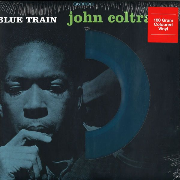 купить John Coltrane John Coltrane - Blue Train (colour) онлайн