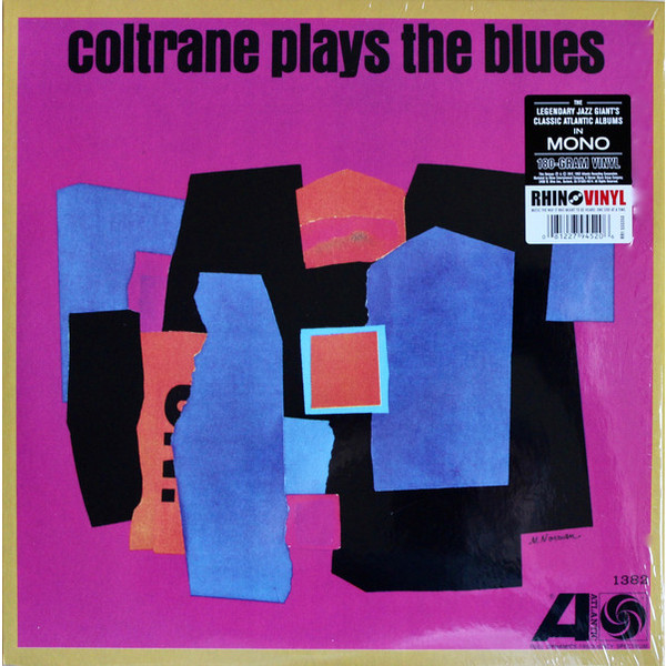John Coltrane John Coltrane - Coltrane Plays The Blues (mono Remaster) (180 Gr) john coltrane coltrane s sound 180 gram