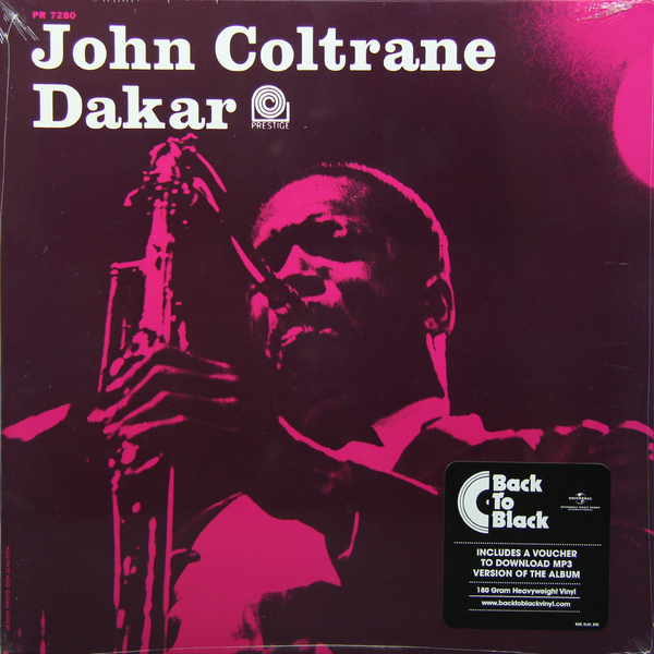 John Coltrane John Coltrane - Dakar (180 Gr) original xiaomi mi box tv box 4k quad core 3 android 6 0 2g 8g smart hdr movie set top box multi language netflix youtube google