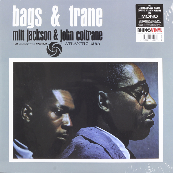 John Coltrane John Coltrane   Milt Jackson -  Bags   Trane (mono Remaster) кэннонболл эдерли милт джексон cannonball adderley with milt jackson things are getting better lp