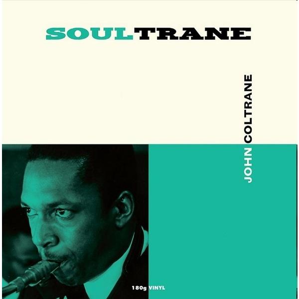 John Coltrane John Coltrane - Soultrane джон колтрейн франк весс мэл уолдрон дуг уоткинс пол куиничет john coltrane frank wess wheelin
