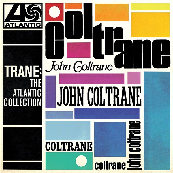 купить John Coltrane John Coltrane - Trane: The Atlantic Collection онлайн