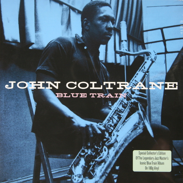 John Coltrane - Blue Train (180 Gr) Not Now Music