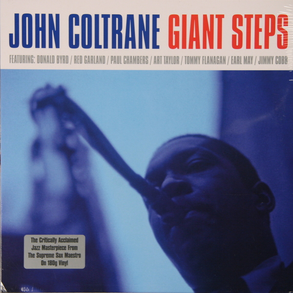 John Coltrane John Coltrane - Giant Steps (not Now Music) виниловая пластинка coltrane john giant steps