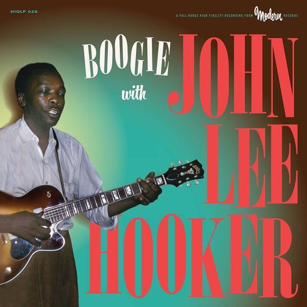John Lee Hooker John Lee Hooker - Boogie With John Lee Hooker (180 Gr)