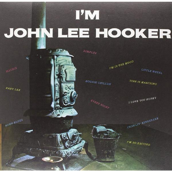 John Lee Hooker John Lee Hooker - I'm John Lee Hoker джон ли хукер john lee hooker icon