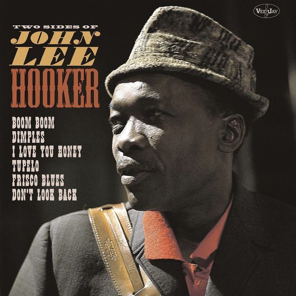 John Lee Hooker John Lee Hooker - Two Sides Of John Lee Hooker copper rf sma jwe coaxial connector adapter golden 5 pcs