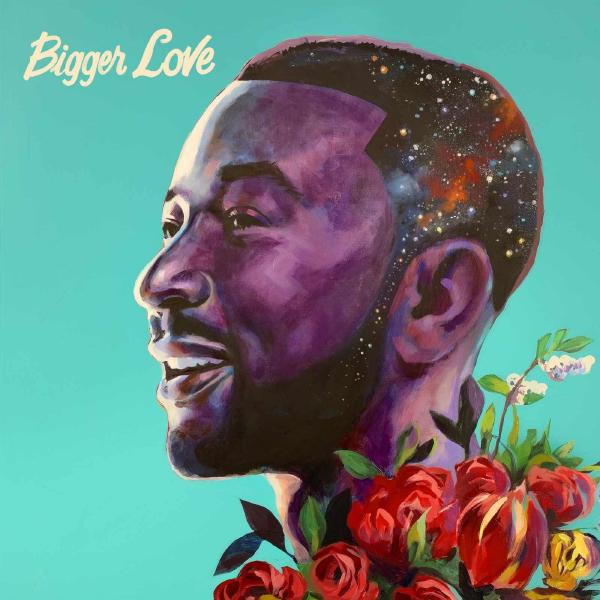 John Legend - Bigger Love (2 LP)