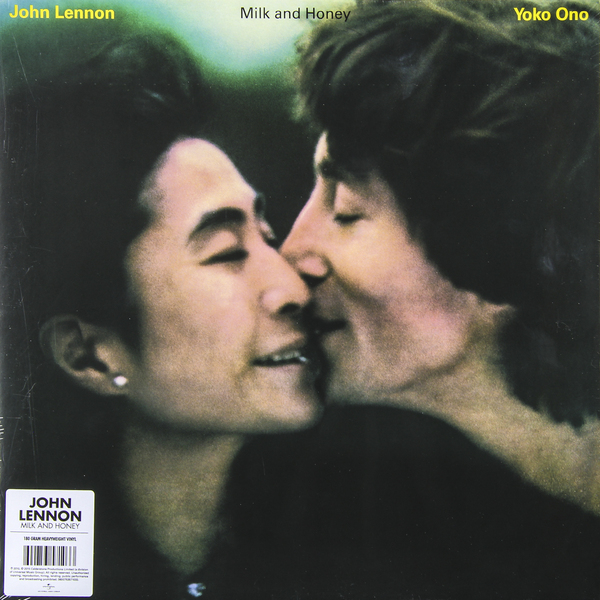 John Lennon John Lennon - Milk And Honey (180 Gr) thorka ранец школьный mc neill ergo light 912 s вертолет с наполнением 3 предмета