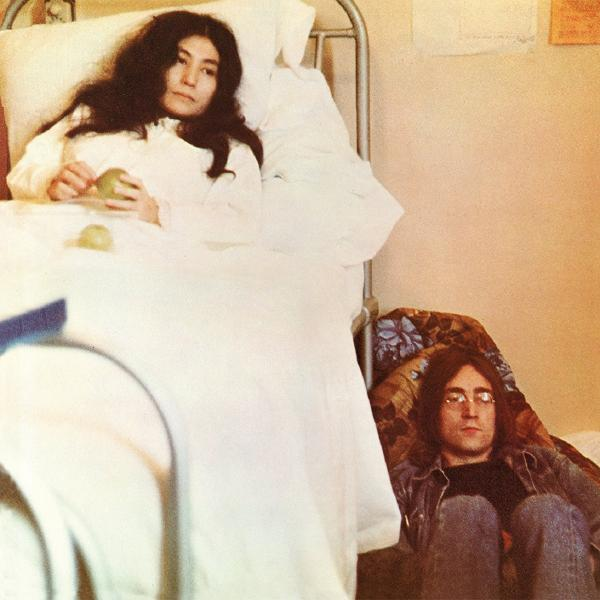 John Lennon Yoko Ono - Unfinished Music №2: Life With The Lions