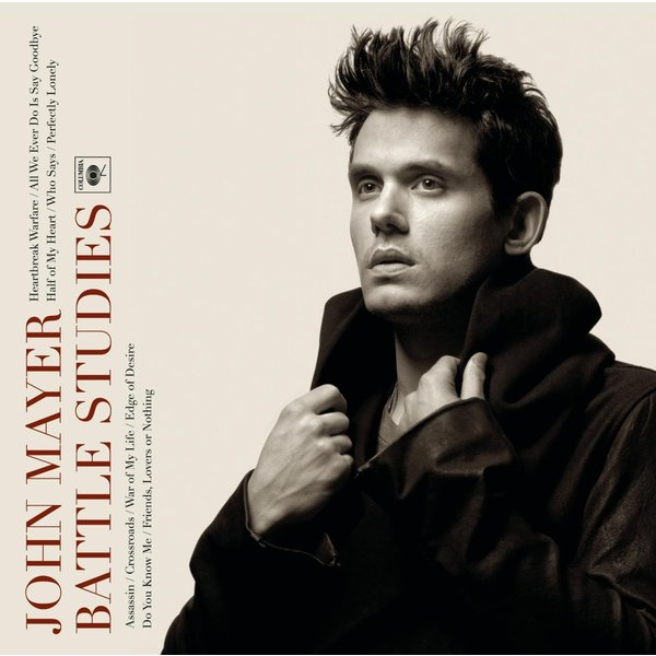 John Mayer John Mayer - Battle Studies (2 Lp, 180 Gr) global studies