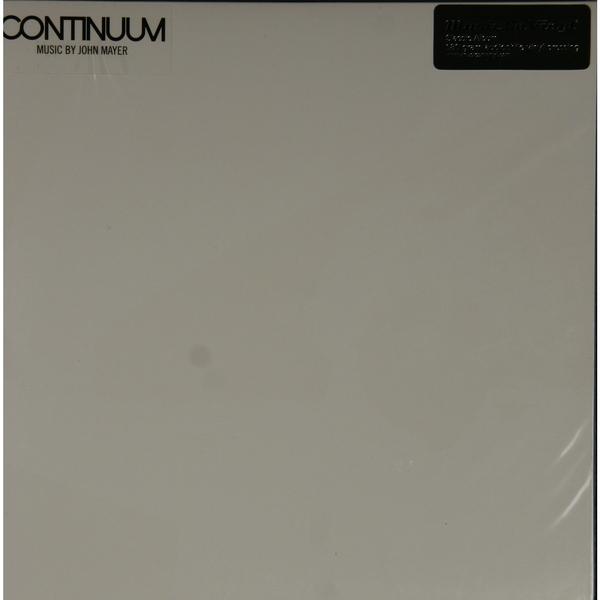 John Mayer John Mayer - Continuum (2 Lp, 180 Gr) цена