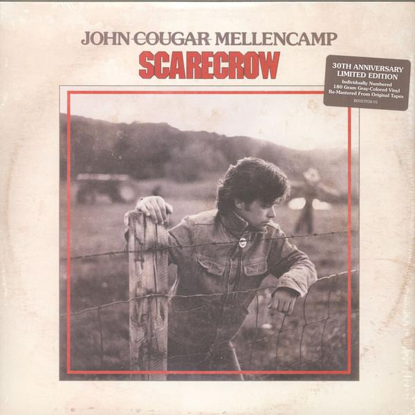 John Mellencamp John Mellencamp - Scarecrow john mellencamp estevan