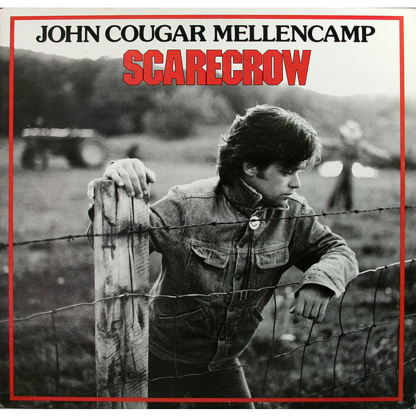 John Millencamp - Scarecrow (180 Gr)