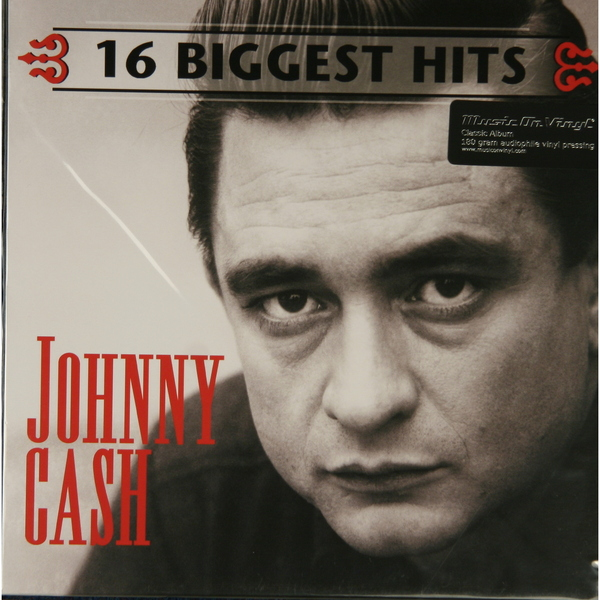Фото - Johnny Cash Johnny Cash - 16 Biggest Hits (180 Gr) johnny cash johnny cash legend of 2 lp 180 gr